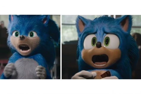 The side-by-side comparison of Sonic in the first and second trailer show the drastic changes Paramount has made to the trailer.