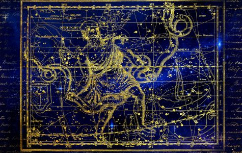 Little known constellation Ophiucus alines with the sun's path through the sky, making it a candidate for a zodiac sign.