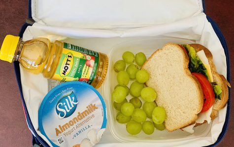 Lunch Provides Key Ingredients to Get Through the Day