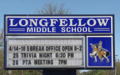 Students and teachers remember the days when Longfellow was always full of activity.