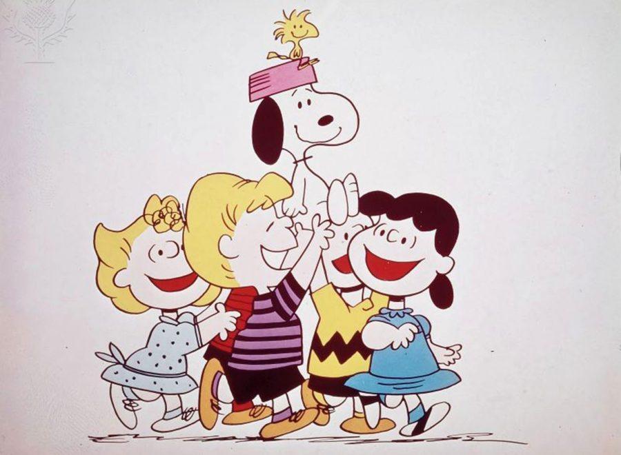 Peanuts+is+celebrating+it%27s+70th+anniversary.