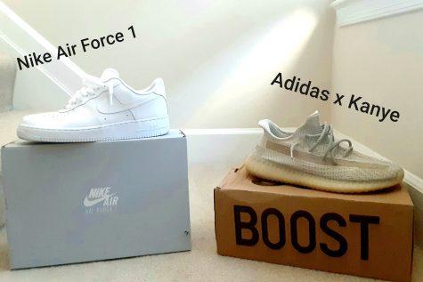 Adidas Vs. Nike