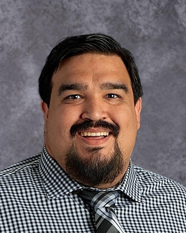 Aidan Vigil is Longfellows newest Assistant Principal