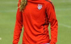 US Women's Soccer player Tobin Heath has moved to Manchester United in order to keep playing during covid.