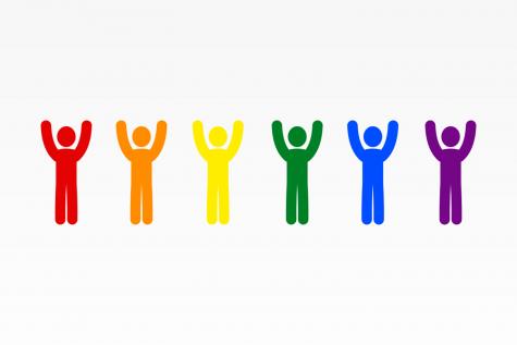 GSA Celebrates LGTBQ+ History Month