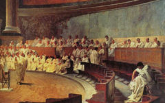 The LMS Furies have influences in Greco-Roman Culture, as do the rules of debate.