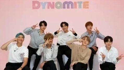 BTS brought K-pop to the Grammy