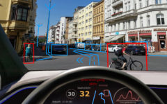 The self-driving car is going to do all the work, while you just sit back and relax. It works with a lot of interesting technology that you can read about in this article!