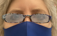 Wearing a mask can cause all kinds of trouble for people with glasses, as the warm air from you mask gets behind the glasses, fogging them up.