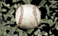 Unlike the NFL and NBA, Major League Baseball has no salary cap.